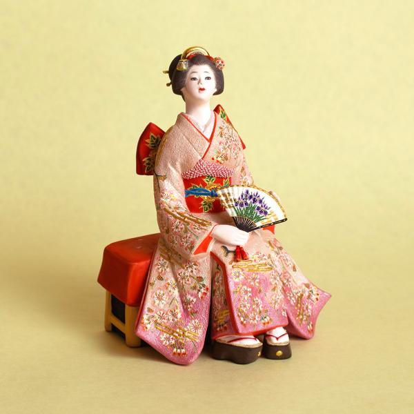 博多人形 美女