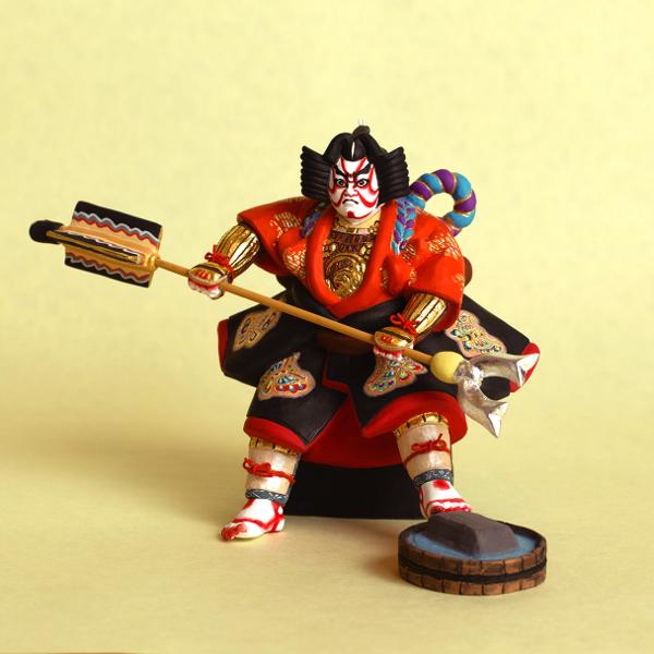 博多人形 歌舞伎
