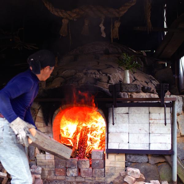 小石原焼 登り窯
