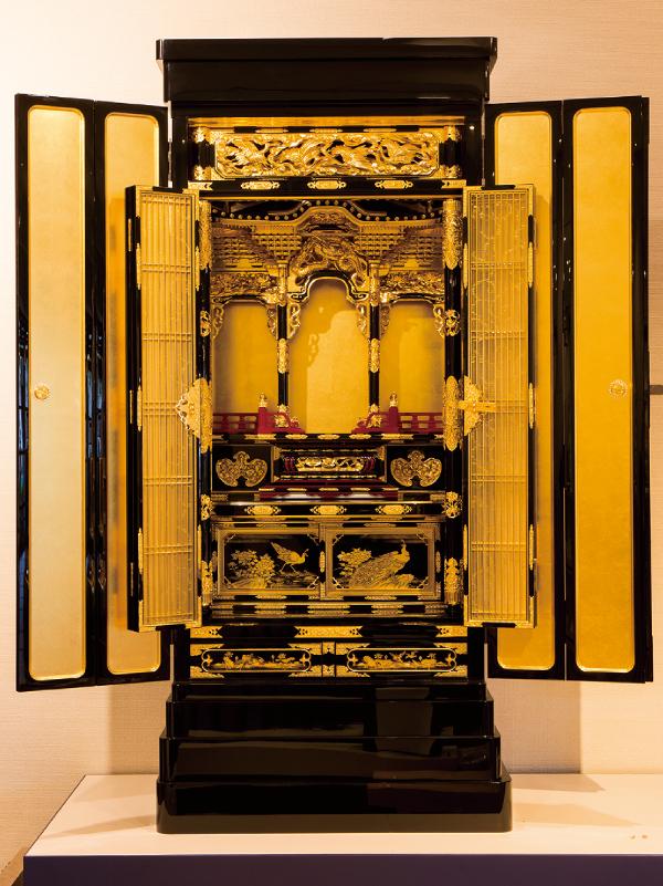 八女福島仏壇について